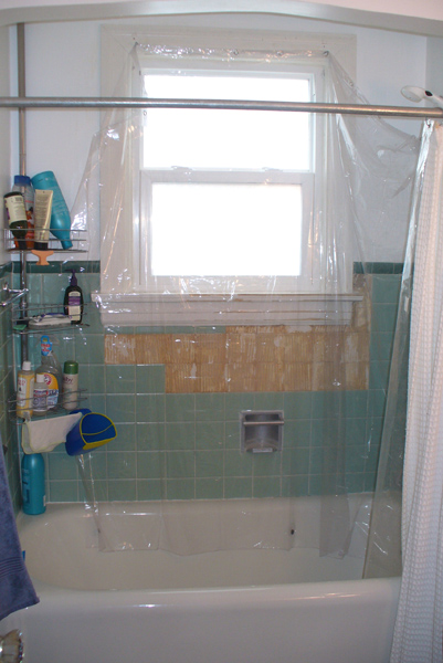 Renovations Living In The Ghetto Bathroom Lovely Chaos