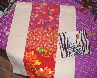 Gift bag diy finished