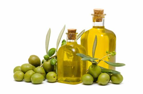 Olive oil olives