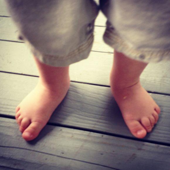 Diesels feet