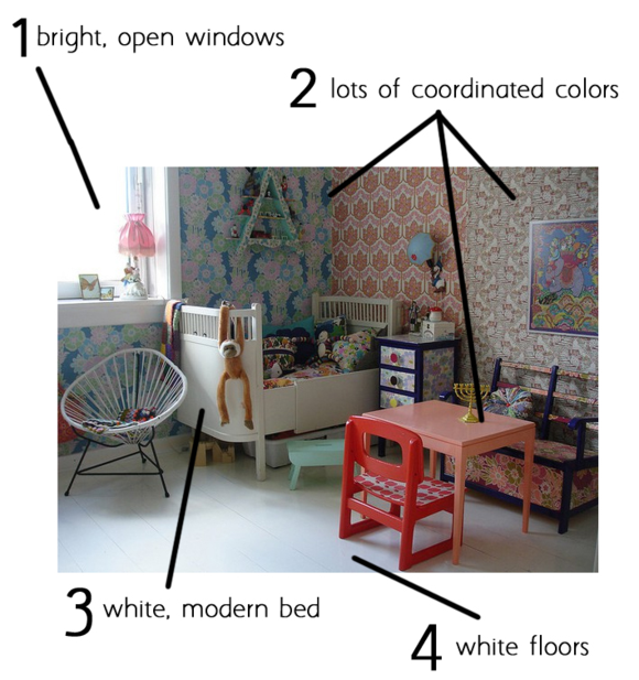 Kids rooms elements of rooms design copy