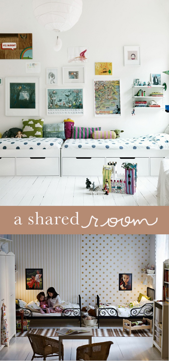 Kids room whimsical