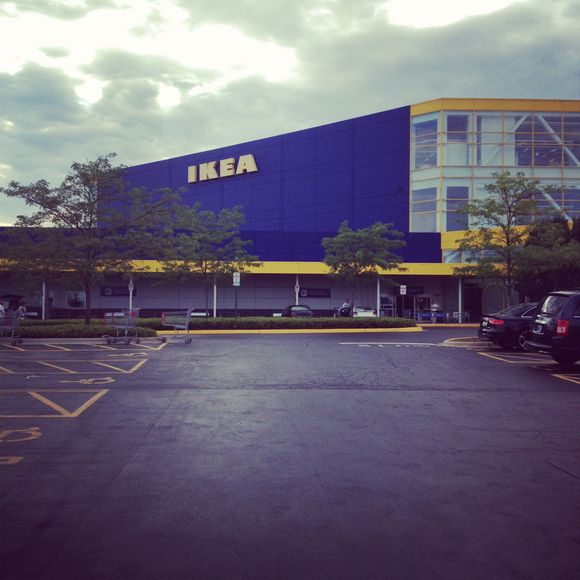 Chicago ikea trip