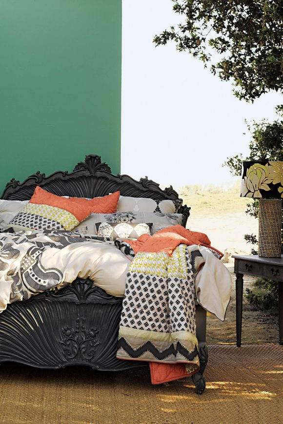 Anthropologie cosette bed 2