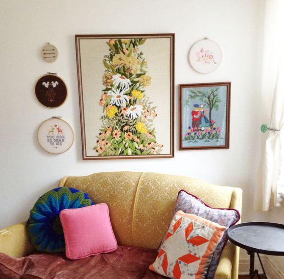 Living room corner 3