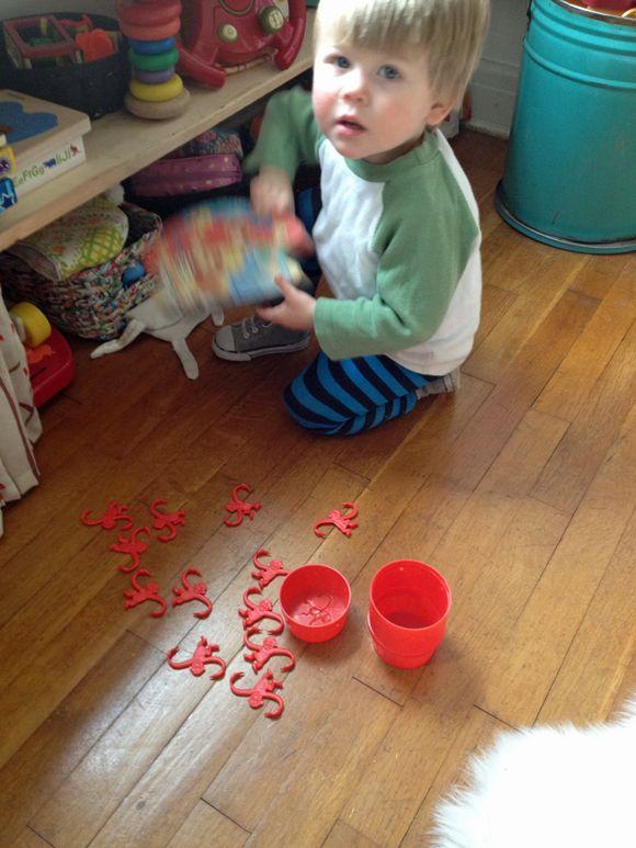 Clean playroom no clutter diesel 2