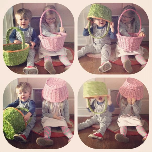 March easter lula and diesel easter baskets