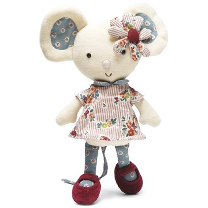 Magic cabin gorgeous girly mouse plush jellycat