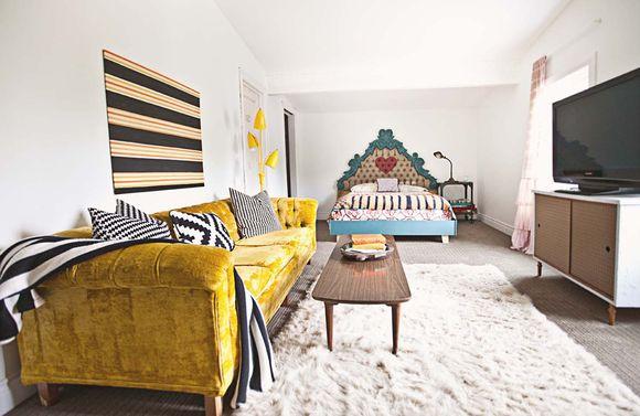 Master suite bedroom 47