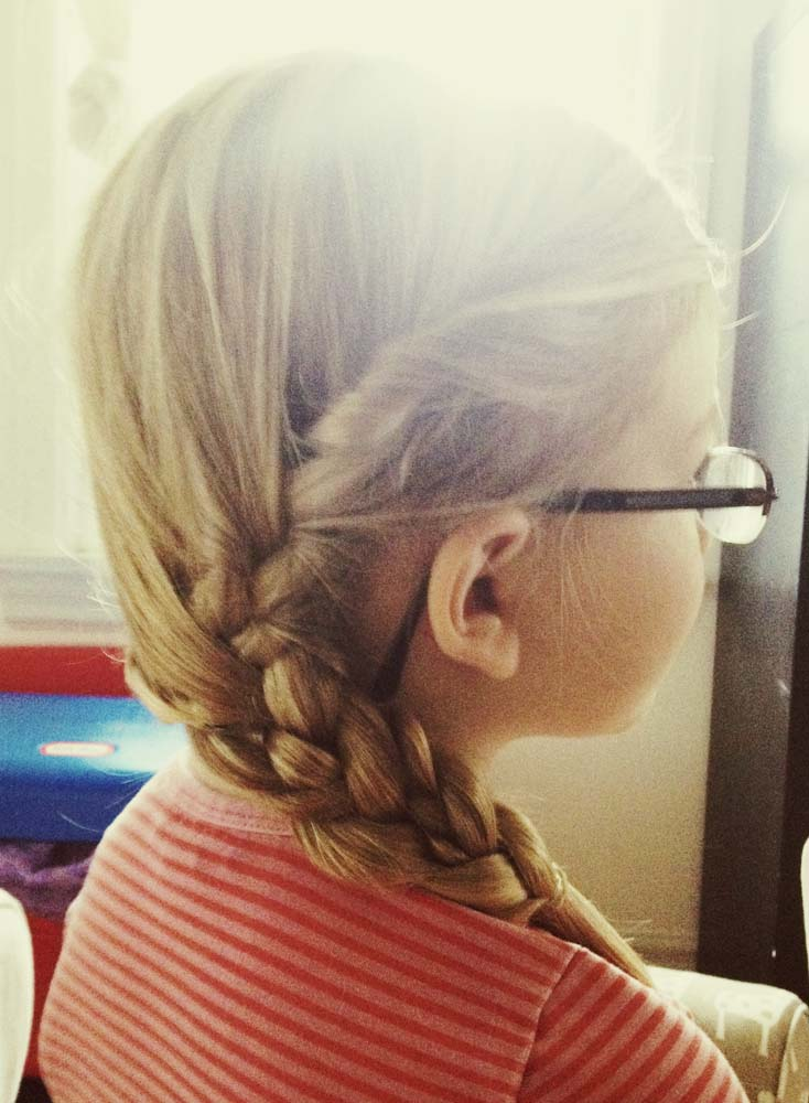 July braided hair style 1