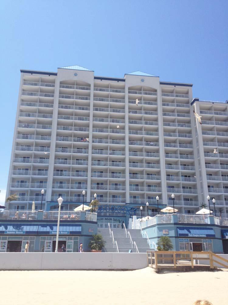 June trip ocean city riding hotel