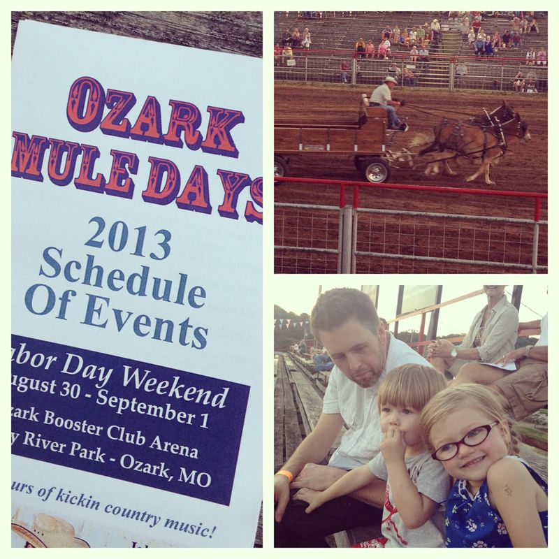 August mule days